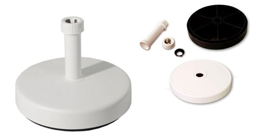 Accesorios y bases para sombrilla tecnivall - Base para sombrilla ...